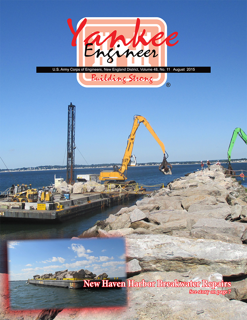 New england district media yankee engineer 2015 for Cod fishing ri