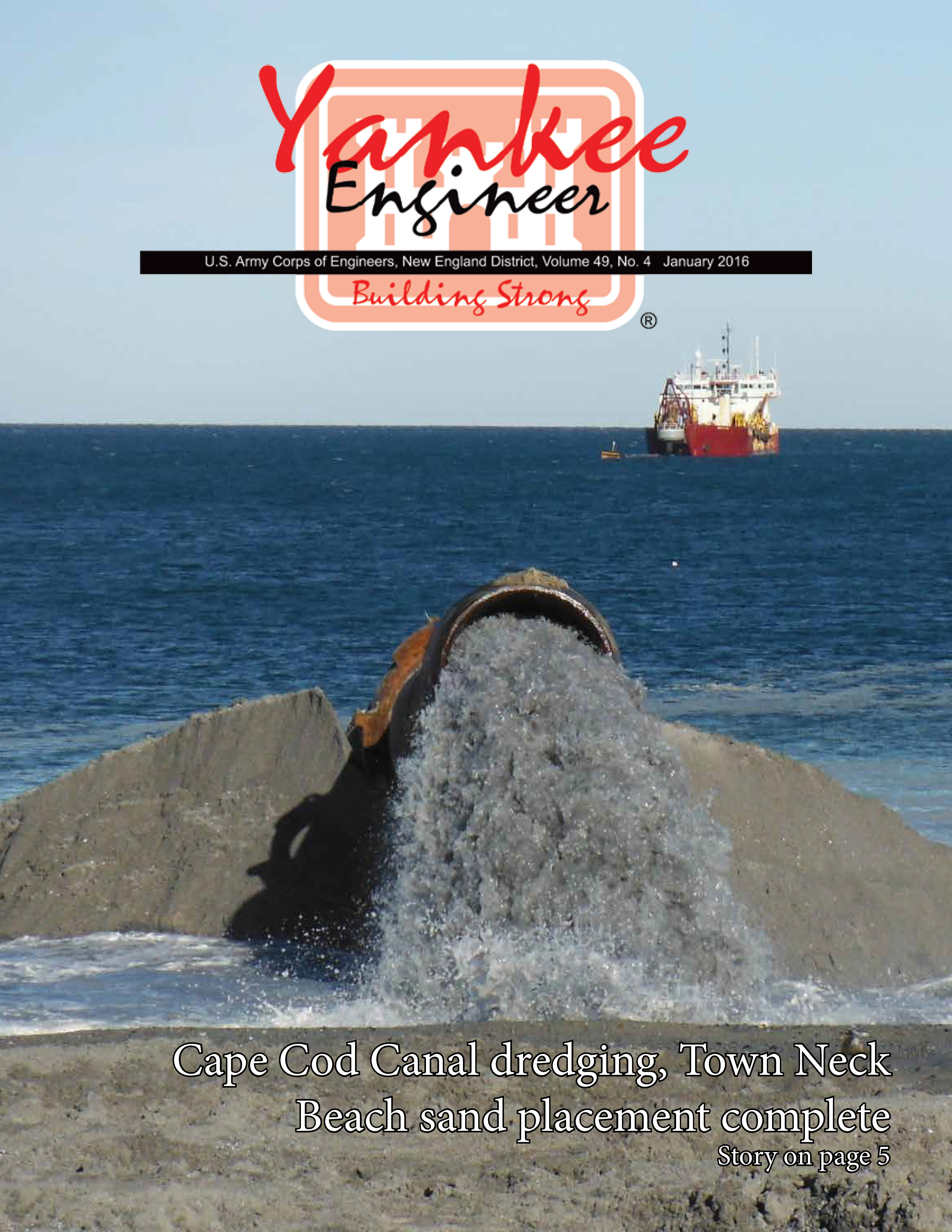 Yankee Engineer - January 2016