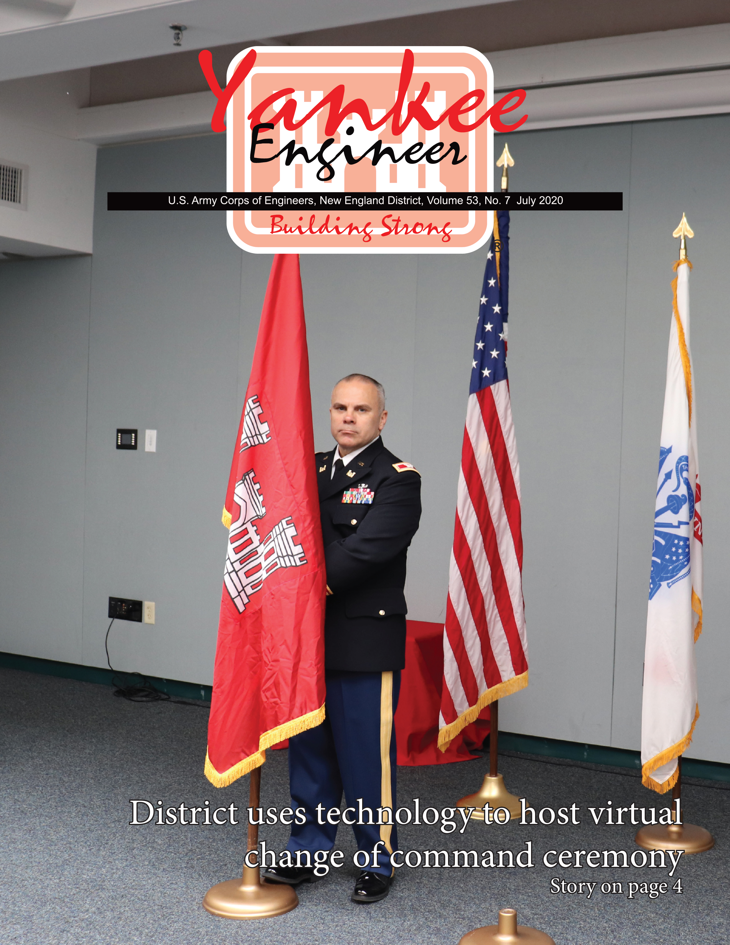 July 2020 edition of the Yankee Engineer