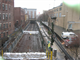 Sandbags are put across the Greenline tracks in Boston, Mass., as the Muddy River rises March 14, 2010. (U.S. Army Corps of Engineers photo)
