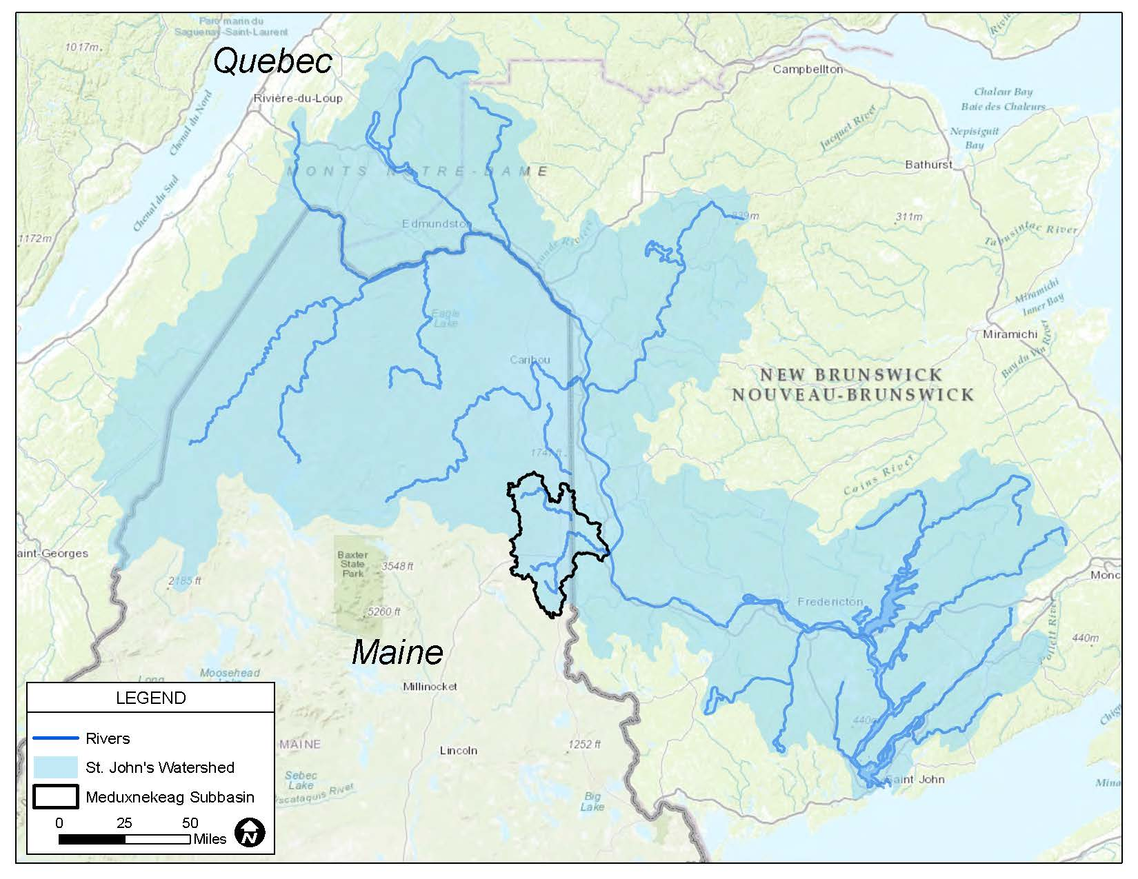 Wolastoq Watershed essment on northeast us rivers map, paris rivers map, atlanta rivers map, minnesota rivers map, washinton rivers map, maine bordering states, columbia rivers map, madison rivers map, rhode island rivers map, maine rivers and streams, maryland rivers map, washington rivers map, ontario rivers map, europe rivers map, allagash river map, florida rivers map, michigan rivers map, new york rivers map, vermont rivers map, midwest region rivers map,