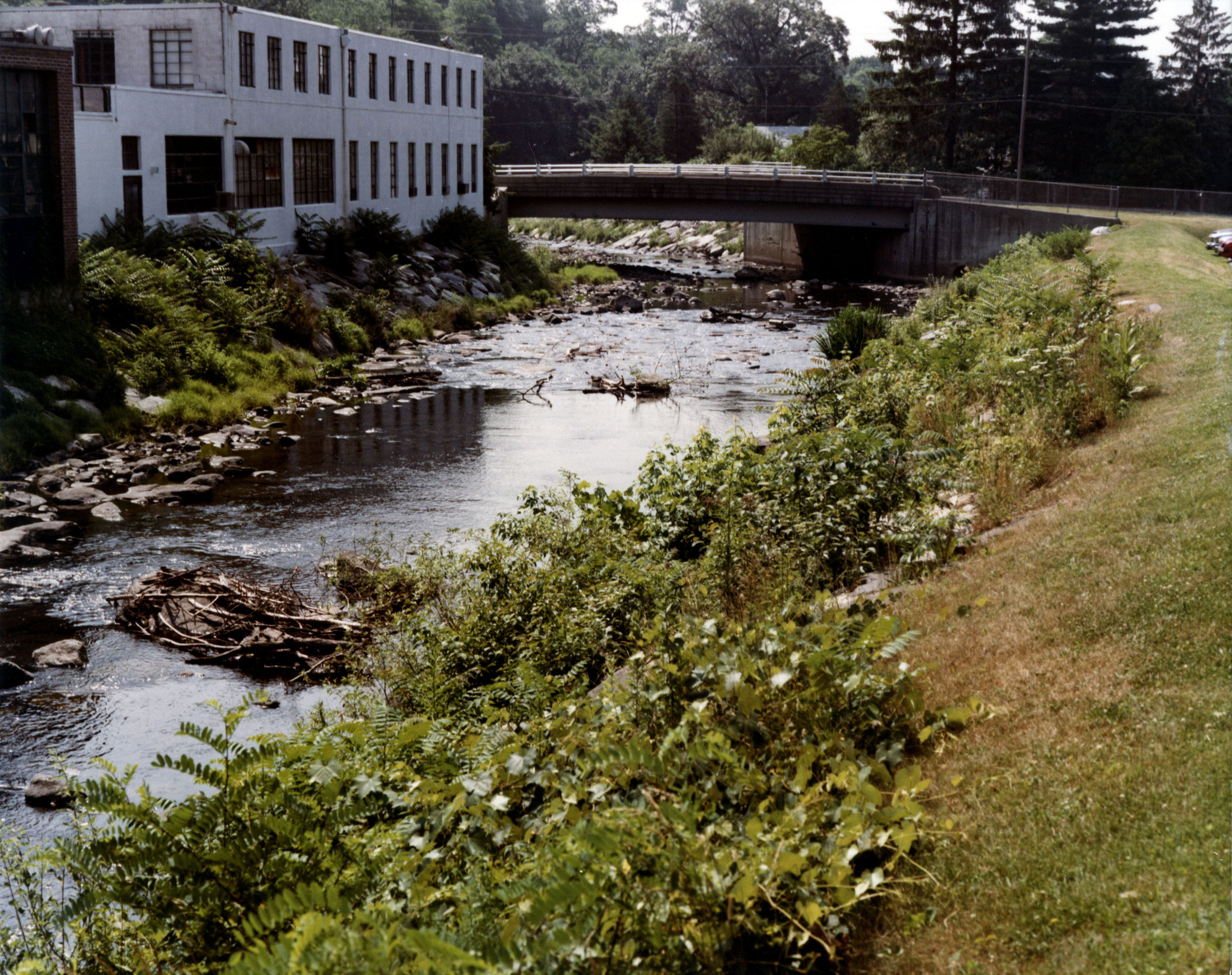 Byram River Local Protection Project