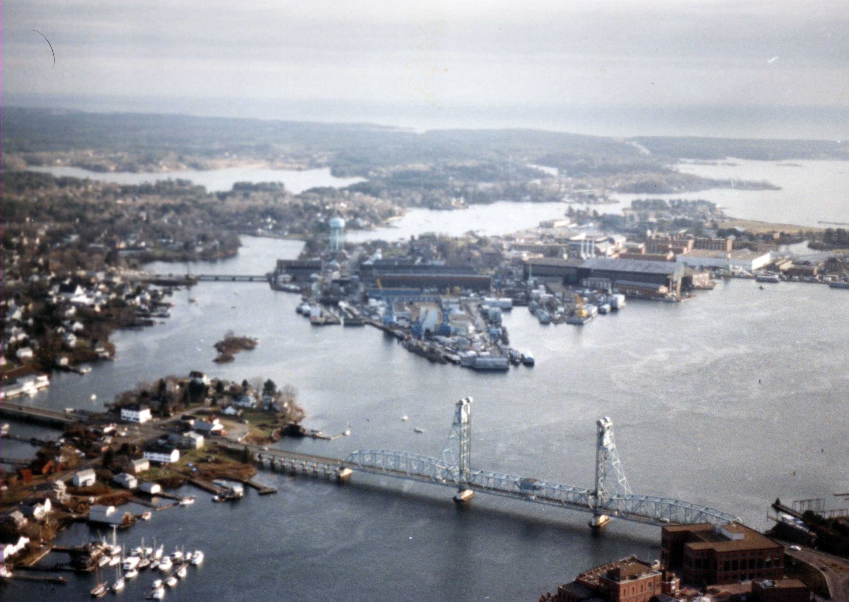 Click for high-resolution photo of Portsmouth Harbor