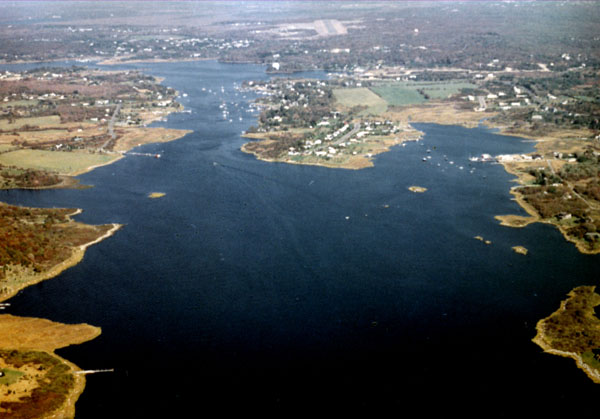 Pawcatuck River and Little Narragansett Bay