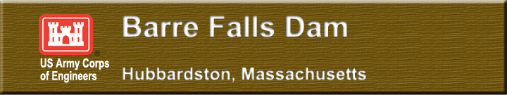 Barre Falls Dam, Hubbardston, Mass.
