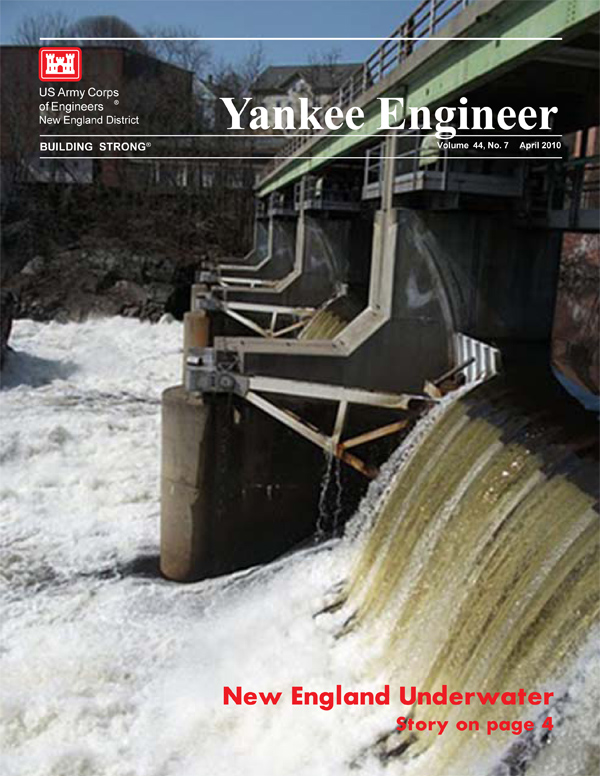 April 2010 edition of the Yankee Engineer