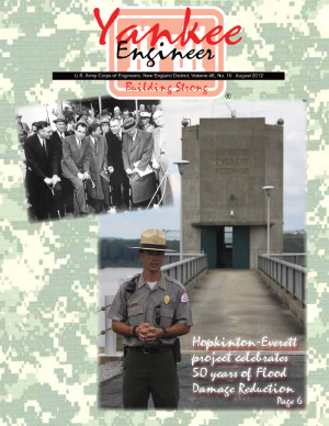 August 2012 issue of the Yankee Engineer