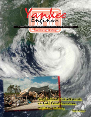 September 2012 issue of the Yankee Engineer